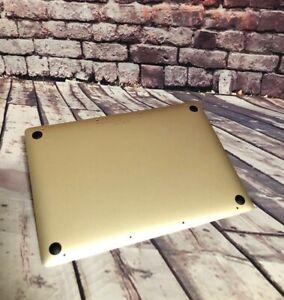 "Macbook 12"" Retina 2015 A1534 EMC 2746 Lower Bottom Case-Speakers-Battery Gold/1"