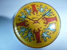 rare pin badge montre SWATCH KEITH HARING watch
