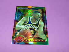 RICKY PIERCE SEATTLE SUPERSONICS FINEST TOPPS 1994 NBA BASKETBALL CARD