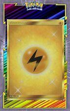 🌈Energie Electrique Secret - SL2 - 168/145 - Carte Pokemon Neuve Française