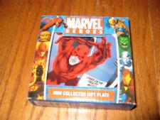 Marvel Heroes Comics Mini Collector Plate Daredevil