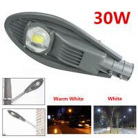 IP65 30W LED Street Light Waterproof Park Street Road Hotel Bridge Outdoor Lamp