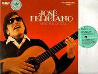 JOSE FELICIANO a bag full of soul LP EX+/VG INTS 1025 latin jazz easy listening