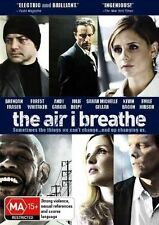 The Air I Breathe (DVD, 2009) Region 4 Action DVD Rated MA Used in VGC