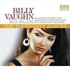 Best-Sellers: The Top-Twenty Albums by Billy Vaughn (CD, Mar-2010)
