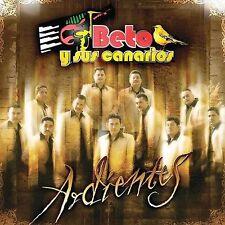 Ardientes Beto Y Sus Canarios MUSIC CD