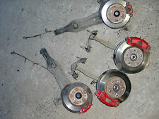 Big Brake swap vo. 282mm Hi. 262mm Honda CRX eh6 Civic eg3 eg4 eg8 ej2 año 92-98
