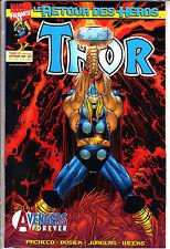 THOR :le retour des heros : N° 15   MARVEL FRANCE