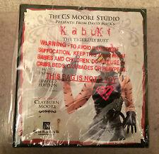 KABUKI TIGERLILY BUST - DAVID MACK - CS MOORE - 2007 - LIMITED TO 750 - UNOPENED