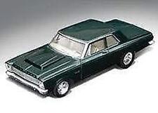 1:18 Highway 61 1965 Plymouth Belvedere -MYSTIC GREEN