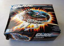 Gi Joe Vehicle - Locust Helicopetr - Hasbro 1991 - Sealed!!! - MEGA RARE!!!