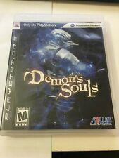 Demon's Souls (Sony PlayStation 3, 2009)