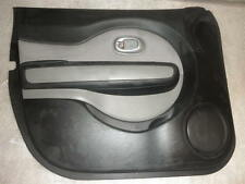 2015 KIA SOUL LEFT DOOR TRIM PANEL WITH MASTER SWITCH AND HANDLE OEM USED
