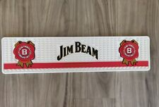 Jim Beam pvc rubber bar mat runner barmat