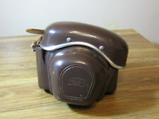 Zeiss Ikon AG Leather Camera Case - Vintage - 1950's - Very Nice