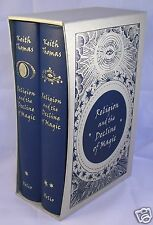 FOLIO SOCIETY * RELIGION and THE DECLINE OF MAGIC * Keith Thomas 2 vols