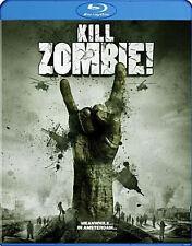 KILL ZOMBIE - BLU RAY - Region Free - Sealed