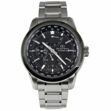 ORIENT STAR World Time Automatic GMT Collection JC00001B