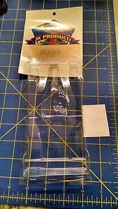 "JK 7200B 4"" Ascari .010 Thick Lexan Body from Mid-America Naperville"