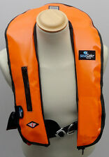 Auto Harness 275N Orange Wipe Clean Life Jacket