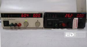 Xantrex XHR 60-18 DC Power Supply 0-60V 0-18A [OTT]
