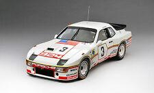 True Scale Porsche 924 GT #3 Porsche System Le Mans 1980 1/18