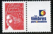 TIMBRE PERSONNALISE N° 3587A ** MARIANNE DU 14 JUILLET / LOGO TPP / COTE 5 €
