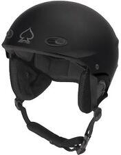 PROTEC  Ace Freecarve  Snowboard Helmet  Black  Small Snowboard Ski Snowboarding