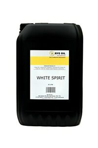 WHITE SPIRIT 25L for Thinning and Brush Cleaning