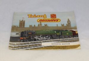 TRIANG  RAILWAYS CATALOGUE SEVENTH EDITION R.280 1961