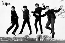 "THE BEATLES - JUMP PHOTO 1963 - DEZO HOFFMAN - 91 x 61 cm 36"" x 24""  ART POSTERx"