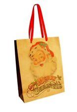 Papel Vintage 26x33cm Bolsa De Regalo De Navidad