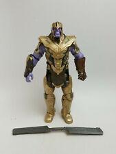Marvel Legends Avengers Endgame Armored Thanos Baf Complete