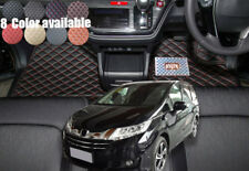 For Honda Odyssey 2015 2016 2017 Car Floor Mat Right hand drive 7seat Custom Pad