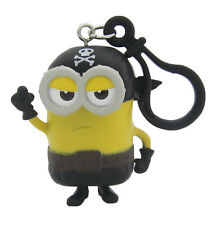 Minions Pirate Minion Key Chain Great Kids Movie