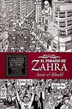 El paraíso de Zahra. NUEVO. Nacional URGENTE/Internac. económico. COMIC Y JUEGOS