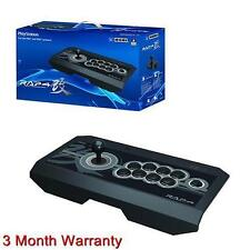 Hori Real Arcade Pro 4 Kai HAYABUSA KURO Fight Stick for PS4 / PS3 NEW