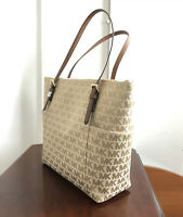 MICHAEL KORS Jet Set Tote New Handbag