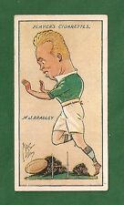 MICHAEL BRADLEY  DOLPHIN RFC  IRFU  Ireland International 1927 original card