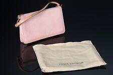 Louis Vuitton Lexington Accessories Pouch  Monogram Vernis Pink