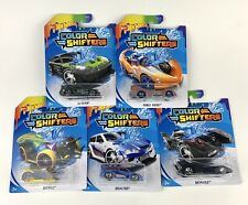 Hot Wheels Color Shifters 1:64 Color Changing Cars - Choose Your Car