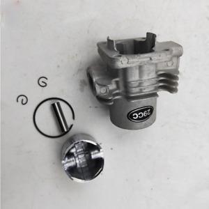 4 Hole 29cc RC Marine Cylinder Kit for Racing Boat ZENOAH G290 PUM Engine Parts