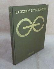 LA GRANDE ENCYCLOPEDIE LAROUSSE - 1  AALTO/AFRIQUE - LAROUSSE 1971