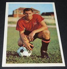 F. WENAUER 1. FC NÜRNBERG FUSSBALL 1966 1967 FOOTBALL CARD BUNDESLIGA PANINI