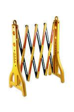 Laser Tools 7490 Expanding Plastic Folding Safety Barrier -Linkable Reflectors