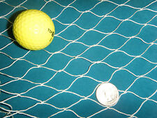 75 ' x 25 '  GOLF NETS  PERFCT FOR WAREHOUSE SET UP NUMBER 7 NEW NYLON NETTING