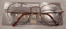 Vintage Deja Vu Dv-820 Gold 52/22 P3 Metal Eyeglass Frame New/Old Stock #240