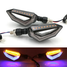2x LED Turn Signal Blinker Lights Indicator Lamp For Honda CBR1000RR CR125R 250R