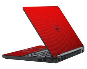 LidStyles Carbon Fiber Laptop Skin Protector Decal Dell Latitude E7270