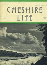 CHESHIRE LIFE JUNE 1936 VOLUME THREE NUMBER ONE